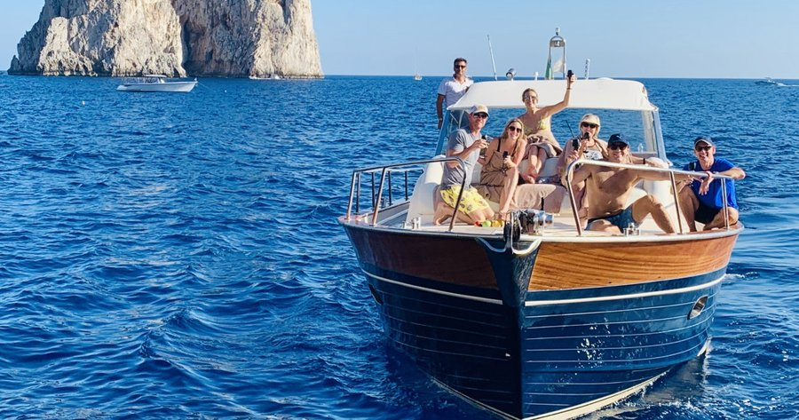 CAPRI FULL DAY EXPERIENCE